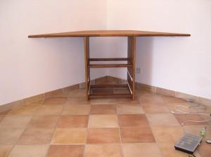 La structure du meuble.